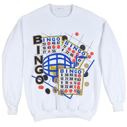 Bingo Sweatshirt by Sawyer Creek-361356