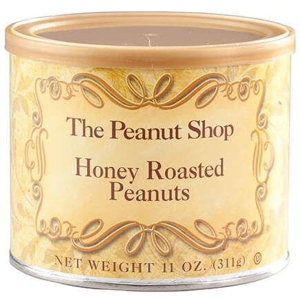 The Peanut Shop® Honey Roasted Peanuts-361396