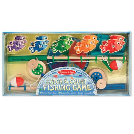 Melissa & Doug® Catch & Count Fishing Game-361465