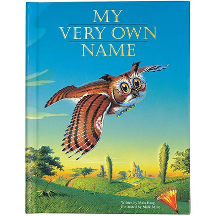 "Personalized ""My Very Own Name"" Storybook-361597"