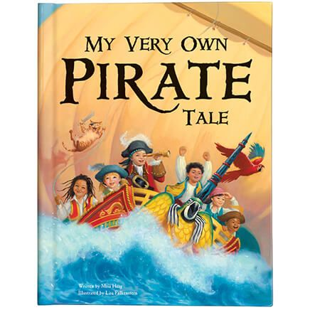 Personalized My Very Own® Pirate Tale Storybook-361600