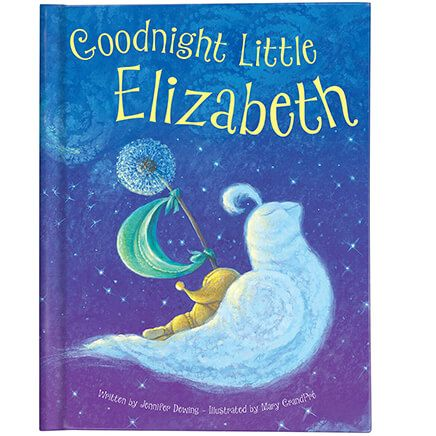 Personalized Goodnight Little Me Storybook-361602