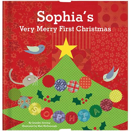 Personalized My Very Merry Christmas Storybook-361617