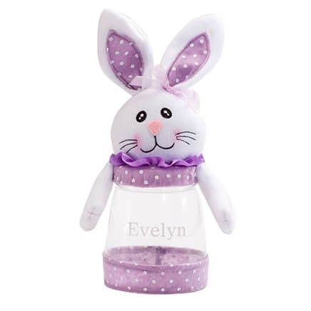 Personalized Easter Bunny Treat Jar-361779