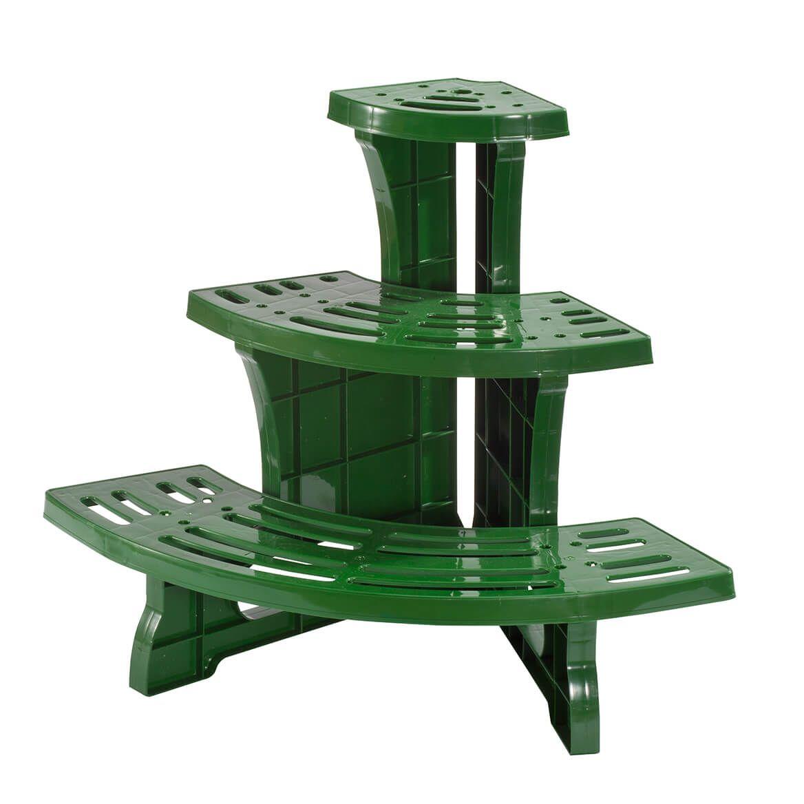 Three-Tier Corner Garden Stand-361804
