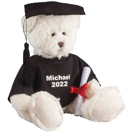 Personalized Graduation Bear-361822