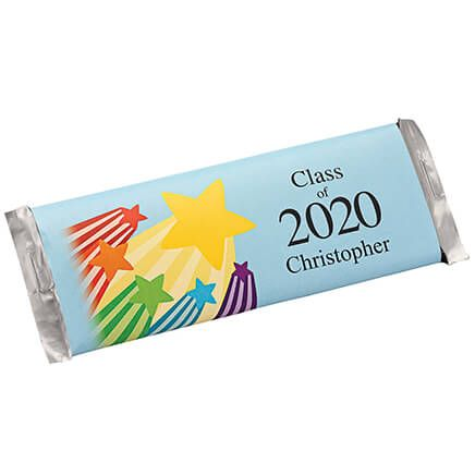 Personalized Candy Bar Wrappers Graduation Stars Set of 24-362044