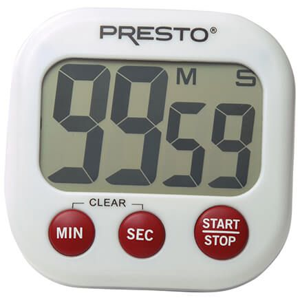 Presto® Electronic Big Digital Timer-362500