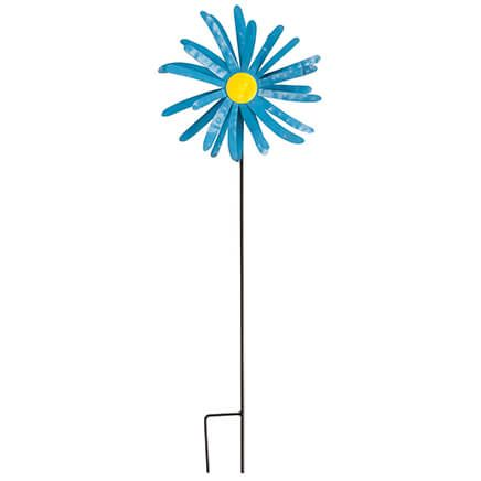 Metal Blue Coneflower Stake by Fox River Creations™-362544