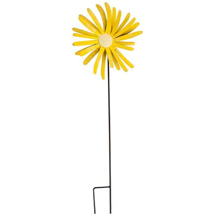 Metal Yellow Coneflower Stake by Fox River Creations™-362545