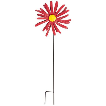 Metal Red Coneflower Stake by Fox River Creations™-362546