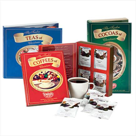 Twelve Teas, Coffees and Cocoas, Set of 3-362577