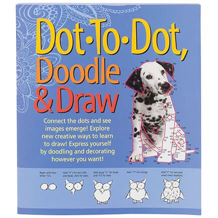 Dot to Dot Doodle and Draw-362628