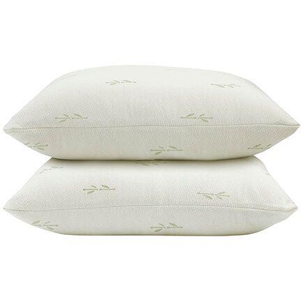 Bamboo Pillow Protectors, 2-Pack-362657