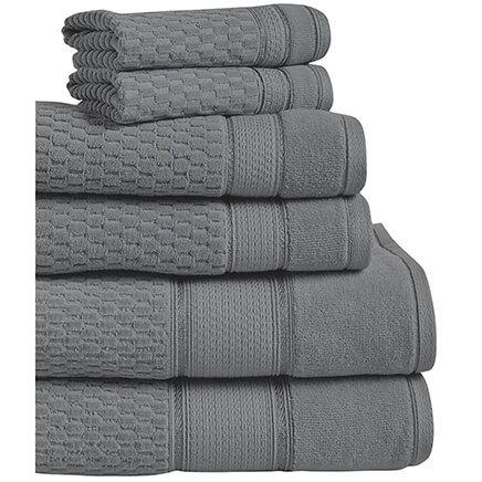 Espalma Royale 6-Piece Towel Set-362663