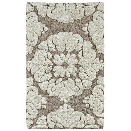 Cotton Medallion Bathmat Set of 2-362754