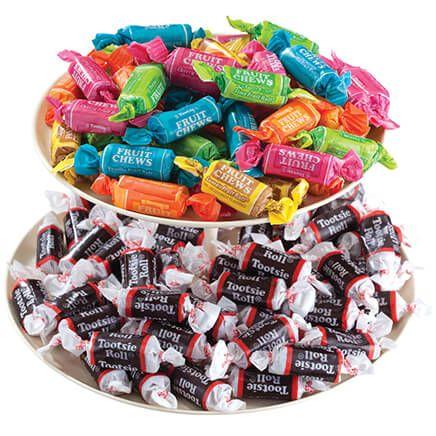 Tootsie Roll™ Midgees™ & Tootsie Roll™ Fruit Chews-362762
