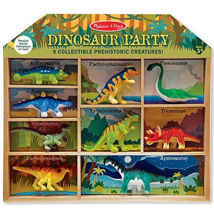 Melissa & Doug® Dinosaur Party Play Set-362834