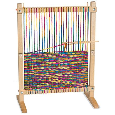 Melissa & Doug® Multi-Craft Weaving Loom-362854