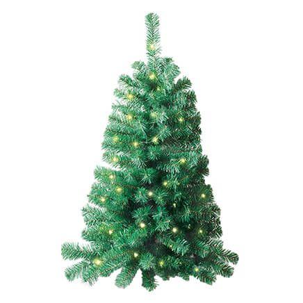3' Lighted Wall Christmas Tree-362903