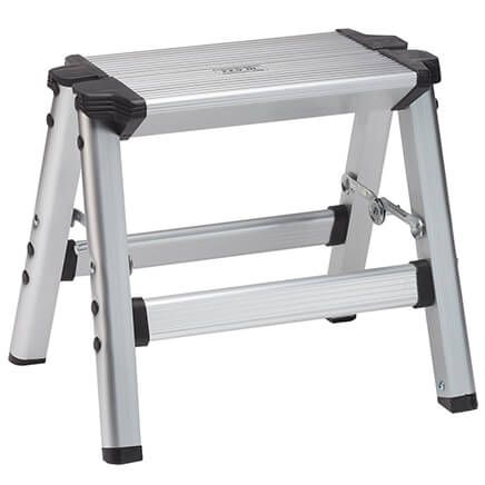 Heavy Duty Aluminum Step Stool-362972