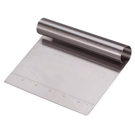 Bash`N Chop Stainless Steel Board Scrapper-363285