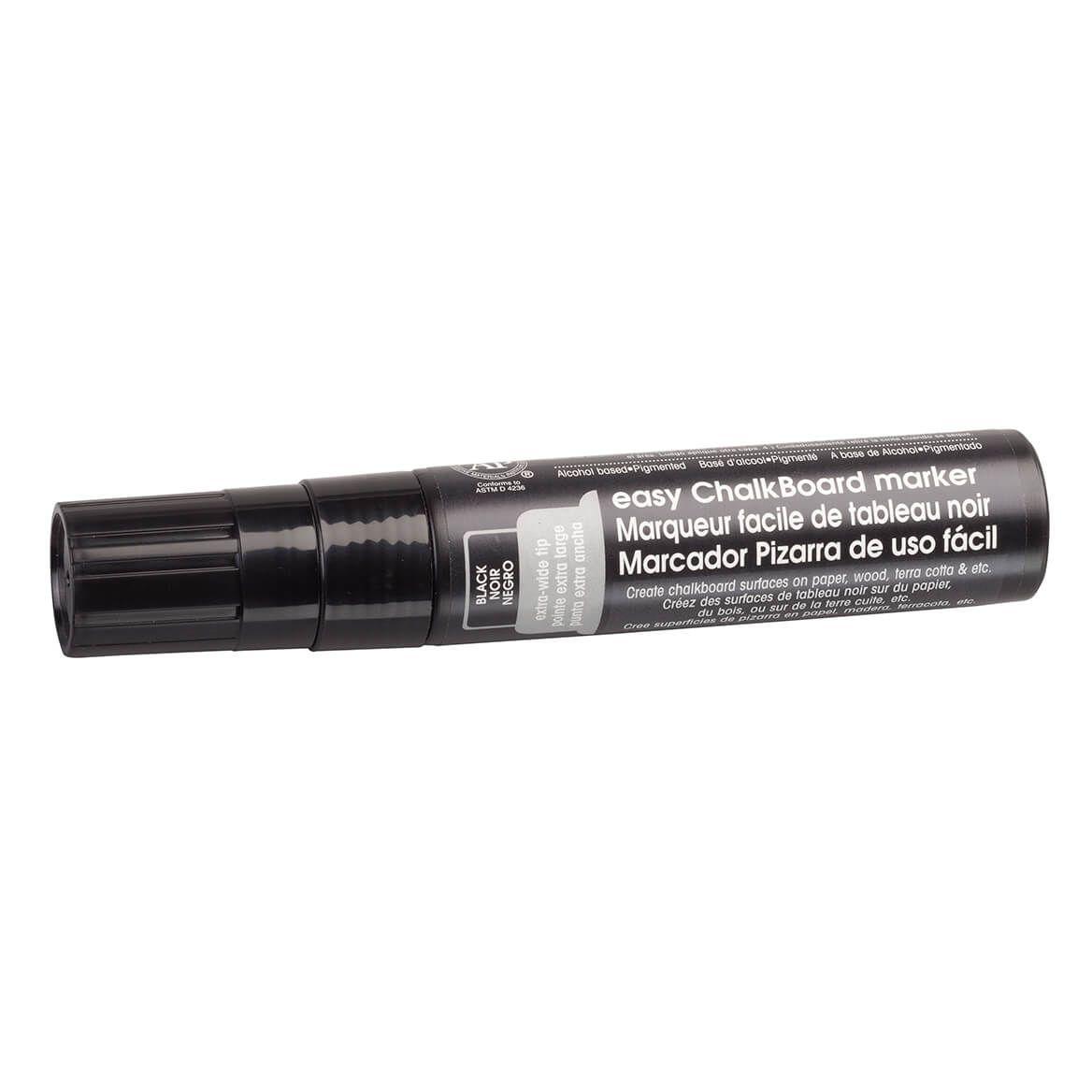 Marvy® Easy Chalk Board Marker, Black-363436