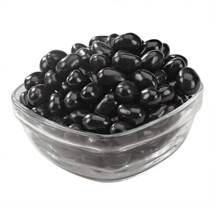Black Licorice Jelly Beans, 22 oz.-363460