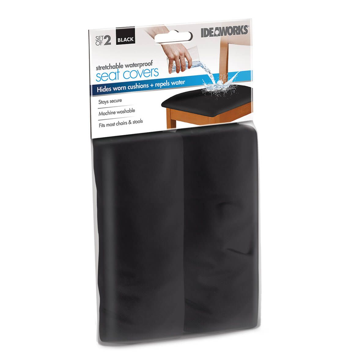Waterproof Stretch Seat Covers Set of 2-363828