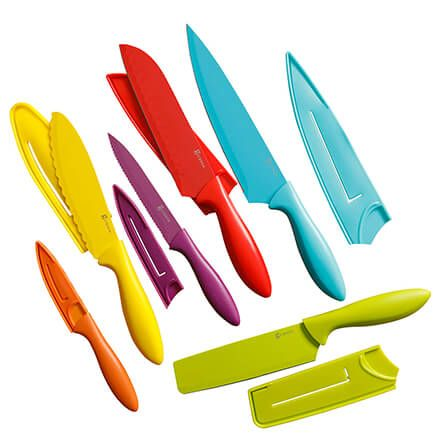 Gibson Set of 6 All Purpose Knives with Blade Guard-363934