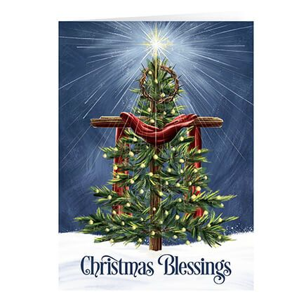 Heaven's Gift Christmas Card Set of 20-364049