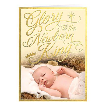 God's Love Christmas Card Set of 20-364057