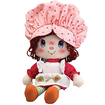 Strawberry Shortcake™ Classic Rag Doll-364084