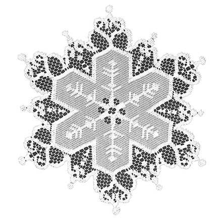 Snowflake Doilies-364138