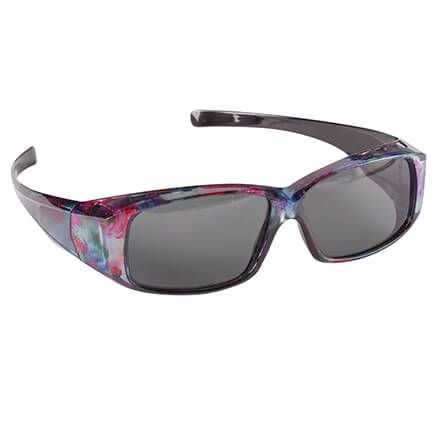 Floral Fit-Over Sunglasses-364206