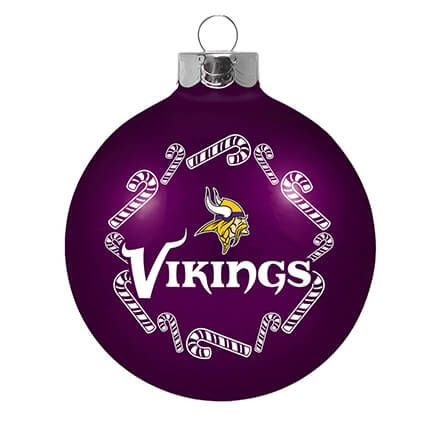NFL Glass Ball Ornament-364211