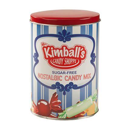Sugar-Free Nostalgic Candy Tin by Mrs. Kimball's Candy Shoppe™-364291