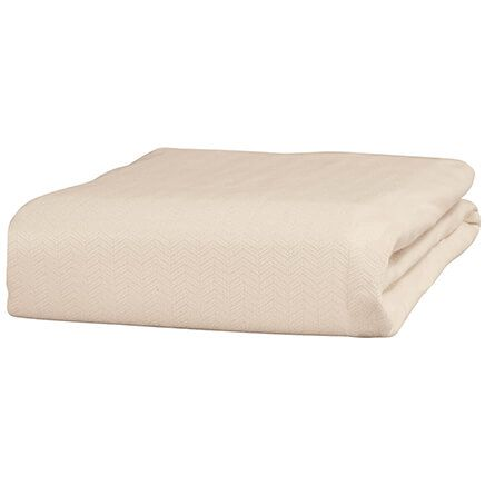 Woven Extra-Soft Cotton Blanket by OakRidge™-364591