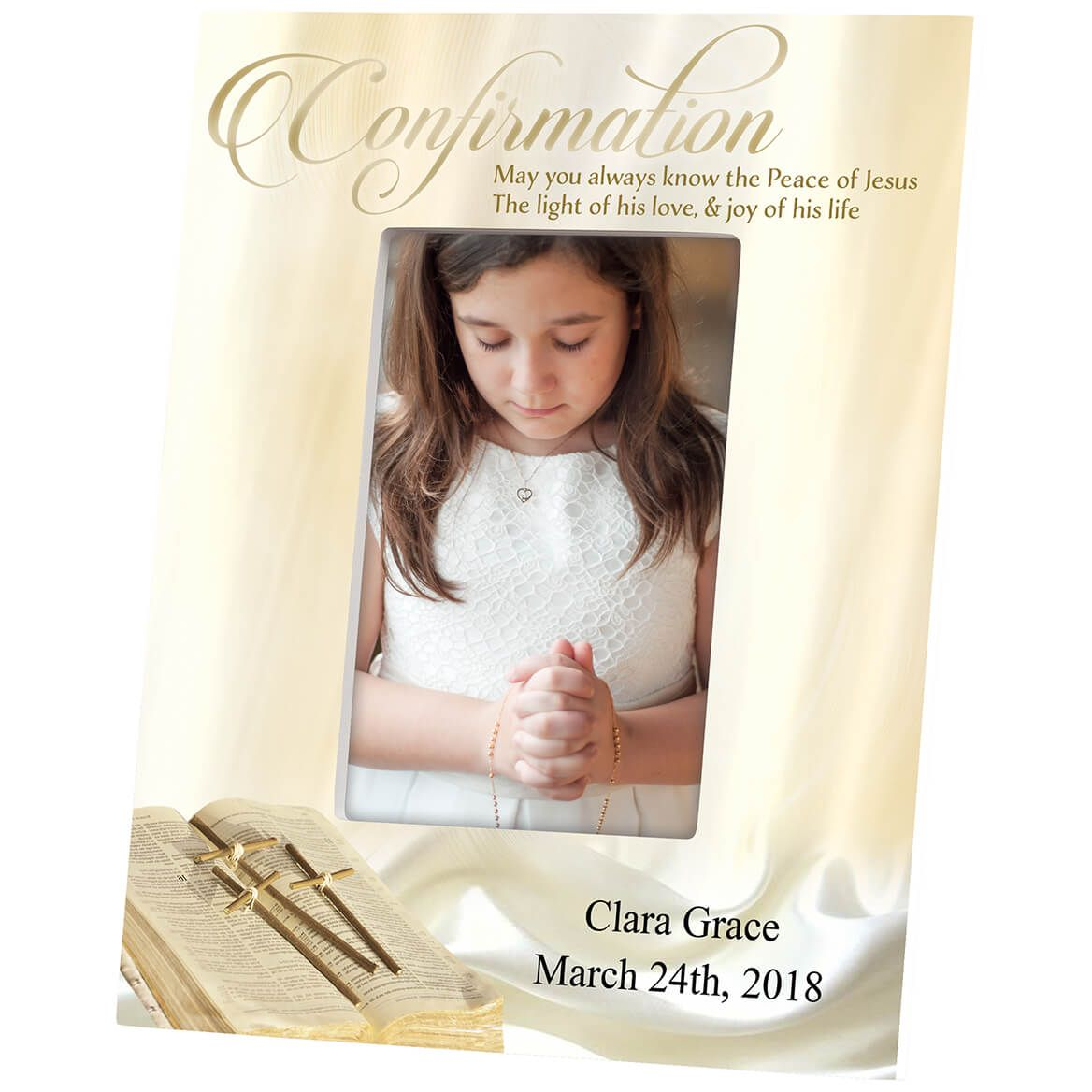 Personalized Confirmation Frame-364635