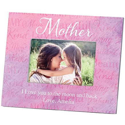 Personalized Mother Word Art Frame-364643