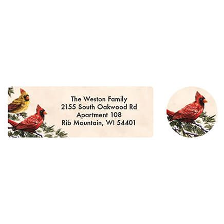 Personalized Treasured Friends Address Labels & Seals 20-364716