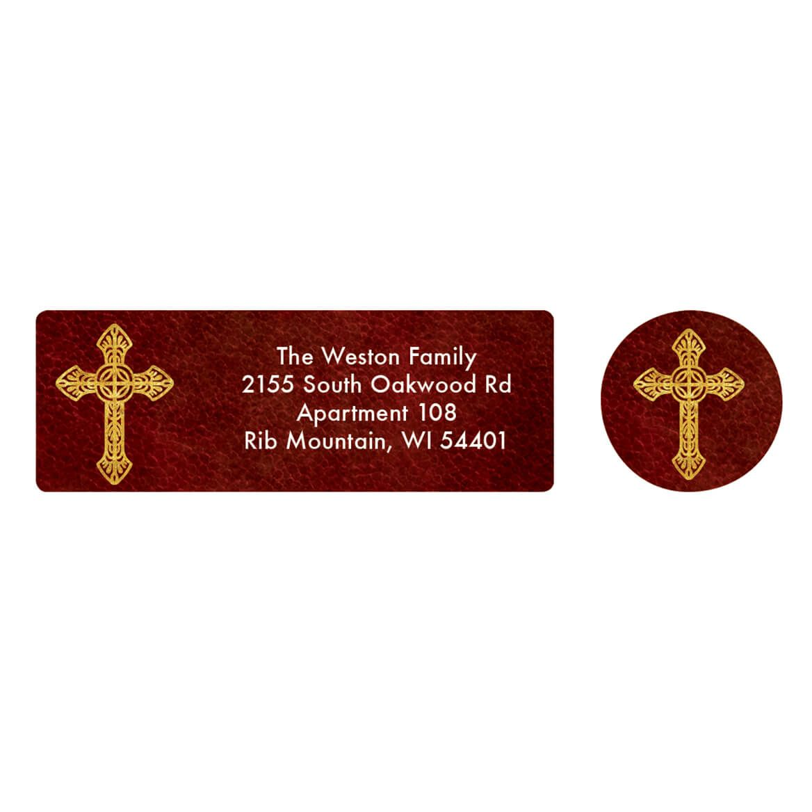 Personalized Prayer Gift Address Labels & Envelope Seals 20-364752