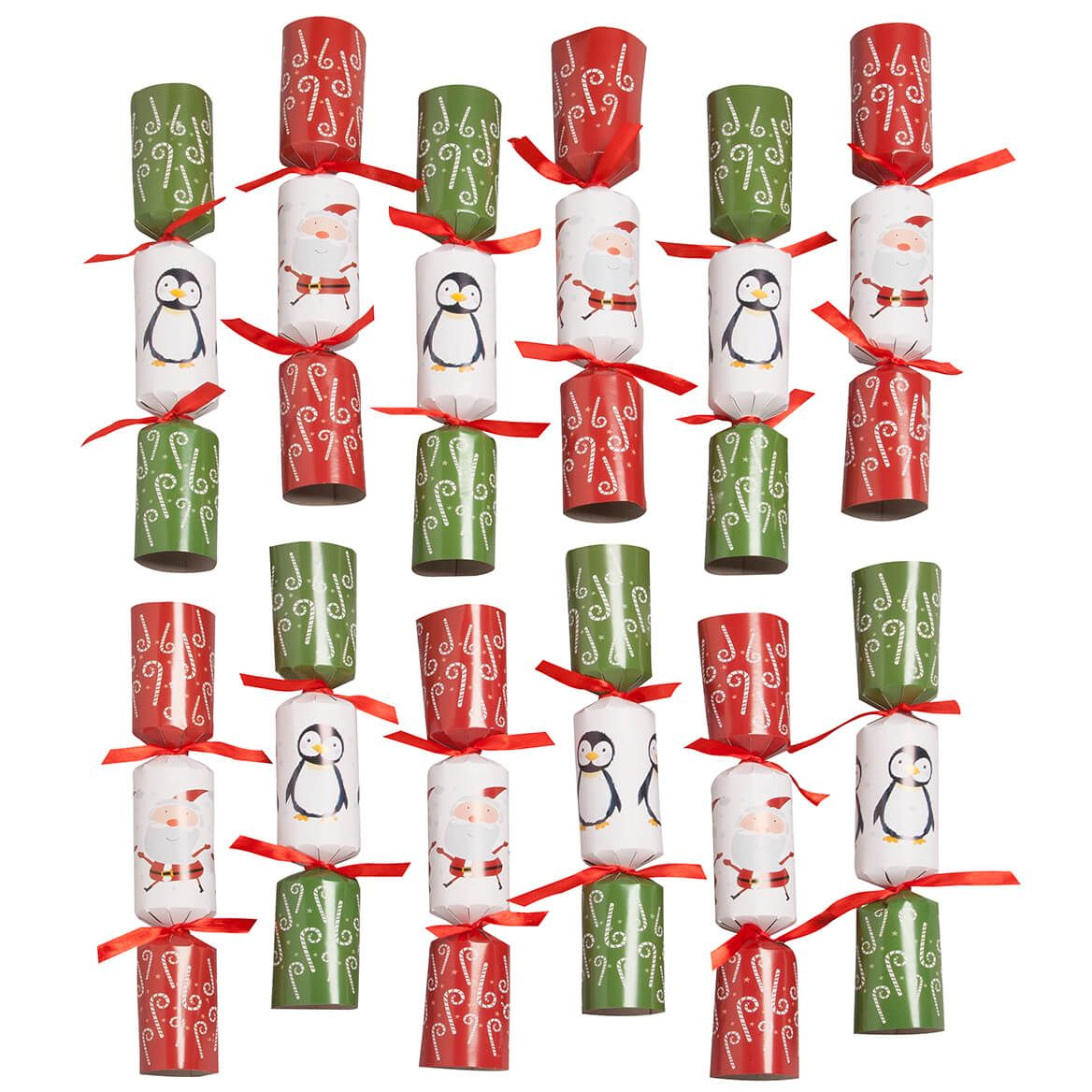 Christmas Crackers, Set of 10-364754