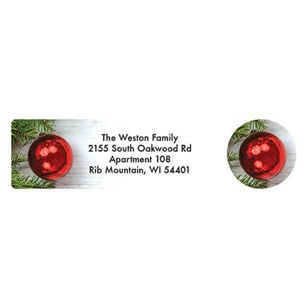 Personalized Peace, Hope, Christ Address Labels & Seals 20-364773