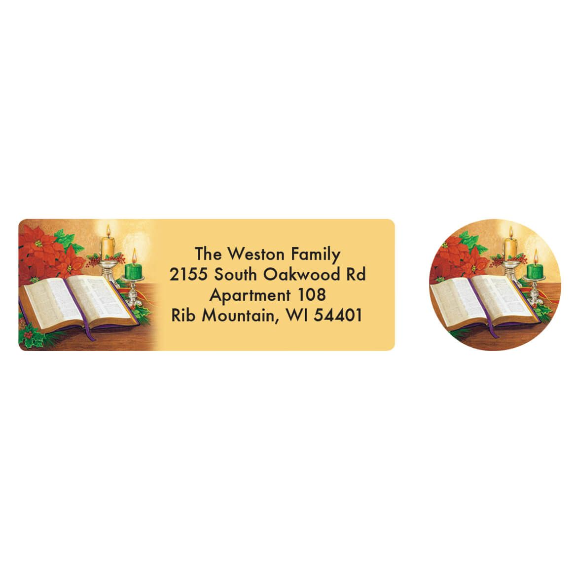 Personalized Prayer for You Address Labels & Envelope Seals 20-364777