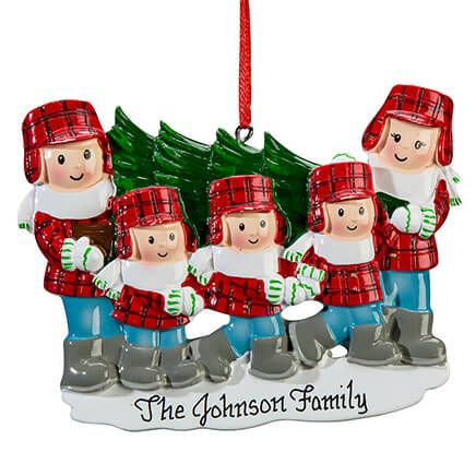 Personalized Family and Tree Ornament-364914