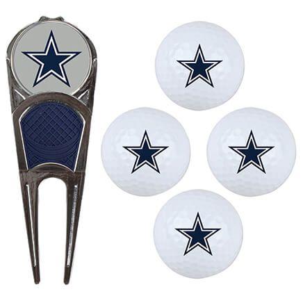 NFL Logo Golf Balls & Divot Tool Gift Set-365365