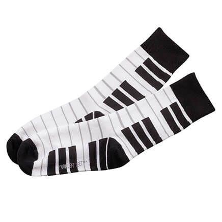 Two Left Feet® Musical Socks, 1 Pair-365515