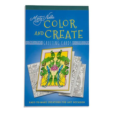 Color and Create Greeting Cards-365516