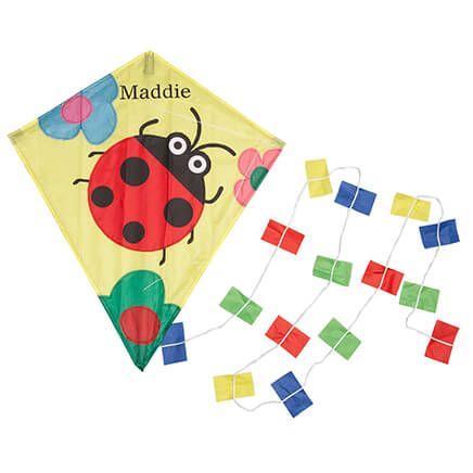 Personalized Children's Ladybug Kite-365662